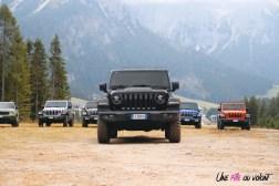 Jeep Wrangler Unlimited Rubicon 2019 avant calandre feux 4X4