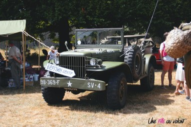 Traversée de Paris 2019 Jeep Willys meudon