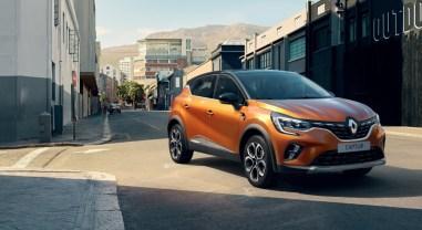 Renault Captur 2019 profil jantes calandre feux orange