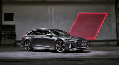 Audi RS6 Avant 2019 break V8 600 chevaux jantes