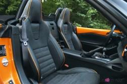 Mazda MX-5 30th Anniversary 2019 intérieur sièges recaro