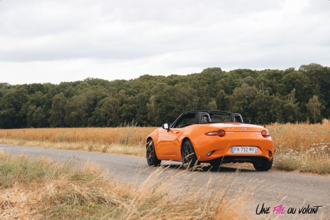 Mazda MX-5 30th Anniversary ND 2019 arrière feux