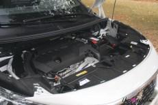 Peugeot 5008 GT Line moteur détail puretech 180 essence