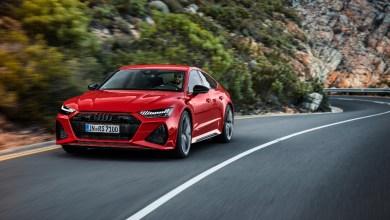 Photo of [Salon de Francfort]L'Audi RS7 voit rouge et monte en puissance