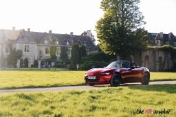 Essai Mazda MX-5 cabriolet 132 chevaux essence sportive