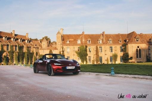 Essai Mazda MX-5 vaux de cernay cabriolet sportive