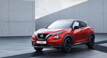 Nissan Juke 2019 crossover nouveauté salon de Francfort