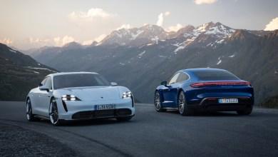 Photo of [Salon de Francfort] Porsche Taycan (2019): l'électrique, c'est chic!