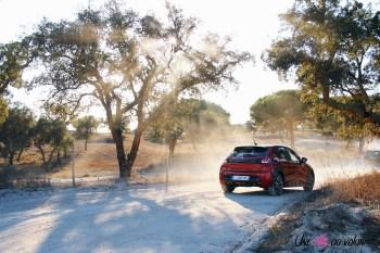 Essai Peugeot 208 2019 arrière rouge elixir statique