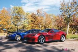Road-Trip Ferrari Paris-Mulhouse Portofino GTC4 Lusso T