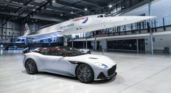 Aston Martin DBS Superleggera Concorde Special Edition 2019 coupé V12