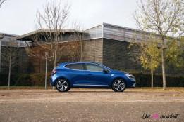 Comparatif Renault Clio 0172 profil