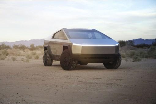 Tesla Cybertruck 2019 pick-up électrique