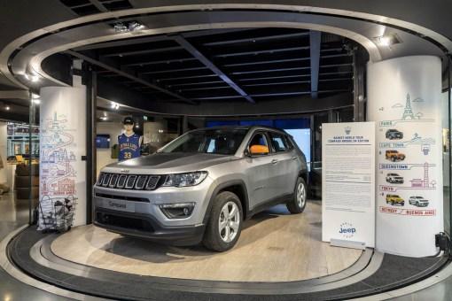 Exposition Jeep World Tour Motor Village Paris0220