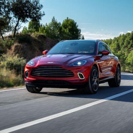 Aston Martin DBX 2019 SUV V8