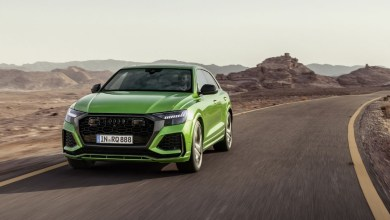 Photo of Audi RS Q8 (2019) : prendre le taureau par les cornes
