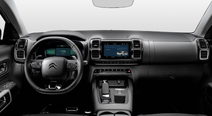 Citroën C5 Aircross hybride rechargeable 2019 7