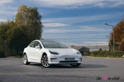 Essai Tesla Model 3 Performance 2019 moteur électrique berline
