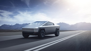Photo of Tesla Cybertruck (2019) : retour vers le futur