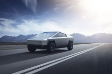 Tesla Cybertruck 2019 pick-up électrique design face avant utilitaire