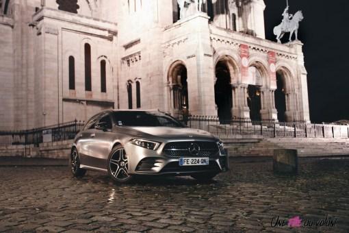 Essai Mercedes Classe A 0250
