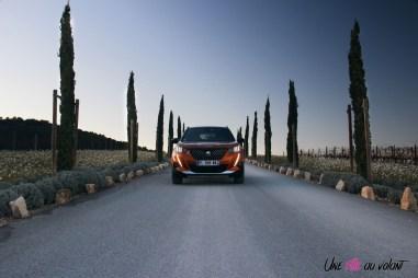Photo essai face avant Peugeot 2008 2 2019