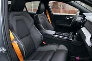 Photo Essai Volvo S60 Polestar Engineered intŽrieur siges ceintures