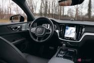 Photo Essai Volvo S60 Polestar Engineered intŽrieur poste de conduite