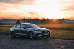 Photo Essai Volvo S60 Polestar Engineered berline hybride rechargeable