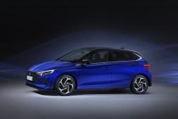Photos Hyundai i20 2020 profil