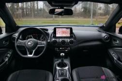 Photos essai Nissan Juke 2020 intŽrieur poste de conduite Žcran volant