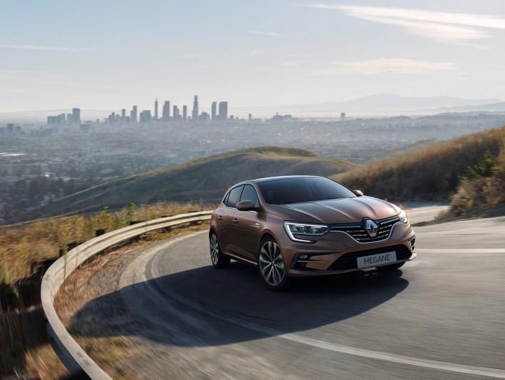 2020 – Nouvelle Renault MEGANE