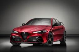 Photos Alfa Romeo Giulia GTA et GTAm 2020 face avant
