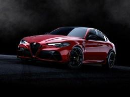 Photos Alfa Romeo Giulia GTA et GTAm 2020 V6 2,9 litres