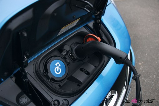 Photos essai Nissan Leaf e+ 2020 prise type A