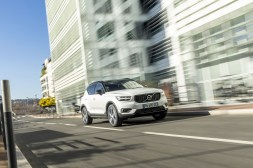Photos Volvo XC40 T5 Recharge hybride rechargeable 2020