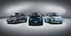 Photos Fiat 500 électrique 2020 citadine