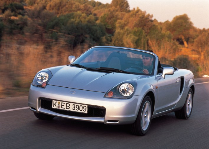 Toyota MR Cabriolet