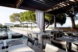 photos Hotel La Villa Calvi Corse Le Pool Bar