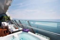 Photos hotel W Barcelona terrasse jacuzzi suite