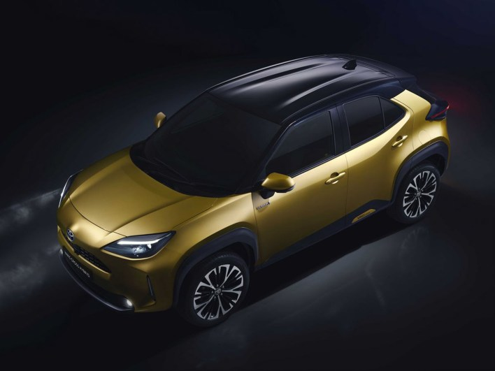 Photos Toyota Yaris Cross Hybride 2020 citadine