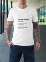 Photos T-shirt boutique en ligne Une Fille au Volant petrohead