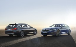 Photos BMW Serie 5 restylee 2020 berline et beak
