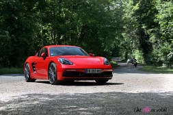 Photos essai Porsche 718 Cayman S 2020 coupŽ