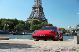 Photos essai Porsche 718 Cayman S 2020 quatre cylindres essence