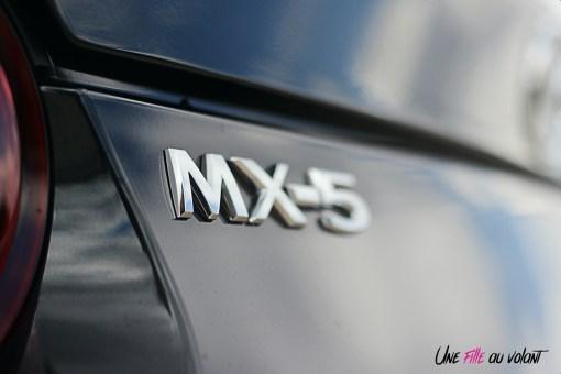 Photos Mazda MX-5 Eunos Edition 2020 logo