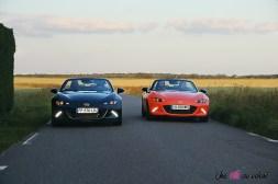 Photos Mazda MX-5 Eunos Edition 2020 dynamique 30me anniversair