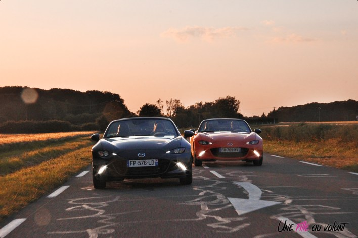 Photos Mazda MX-5 Eunos Edition 2020 dynamique 30th anniversary