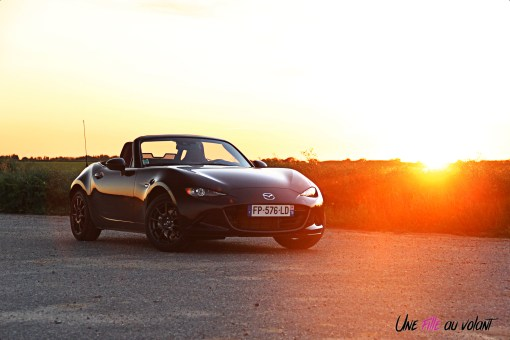 Photos Mazda MX-5 Eunos Edition 2020 skyactiv-g essence 132 ch