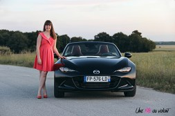Photos Mazda MX-5 Eunos Edition 2020 Marie Lizak